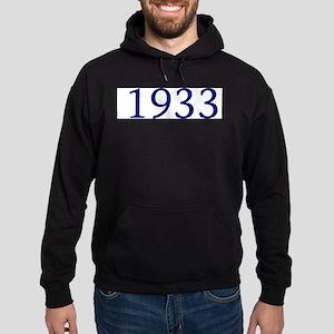 1933 Hoodie (dark)