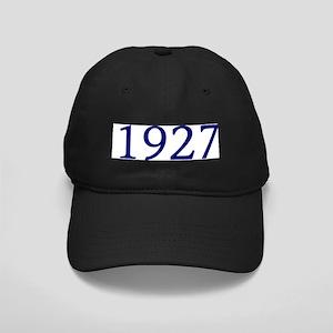 1927 Black Cap