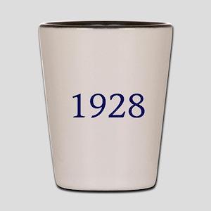 1928 Shot Glass