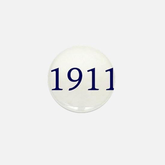 1911 Mini Button
