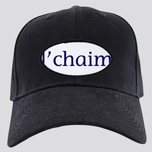 l'chaim Black Cap