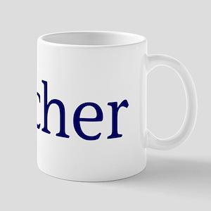 Macher Mug