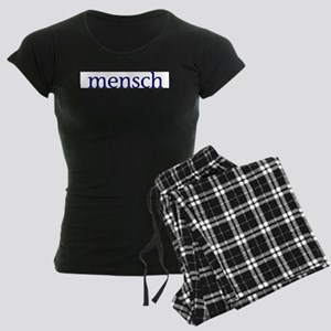 Mensch Women's Dark Pajamas