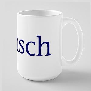 Mensch Large Mug