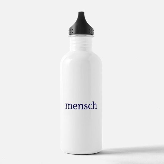 Mensch Water Bottle