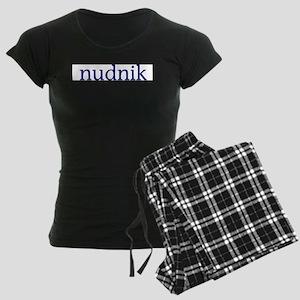 Nudnik Women's Dark Pajamas