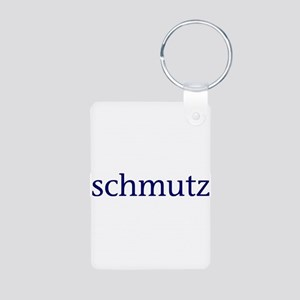 Schmutz Aluminum Photo Keychain