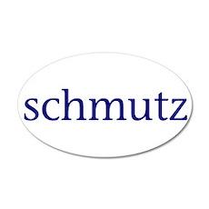 Schmutz 22x14 Oval Wall Peel