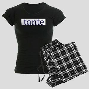 Tante Women's Dark Pajamas