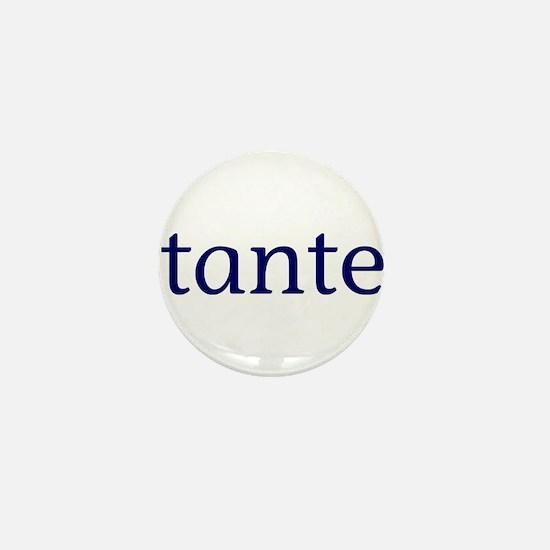 Tante Mini Button