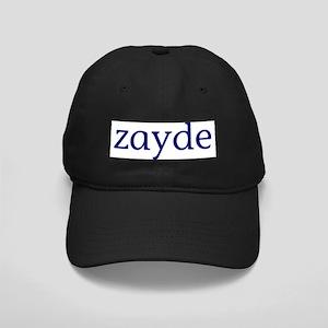 Zayde Black Cap