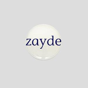 Zayde Mini Button