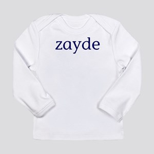Zayde Long Sleeve Infant T-Shirt
