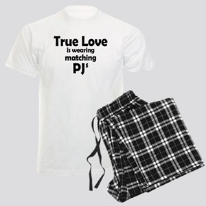 Love is matching PJs Men's Light Pajamas
