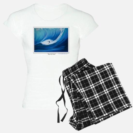Big Surf Spray Pajamas