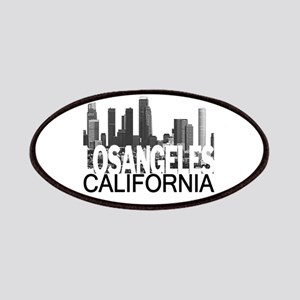 Los Angeles Skyline Patches