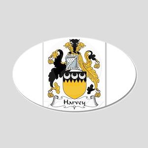 Harvey 22x14 Oval Wall Peel
