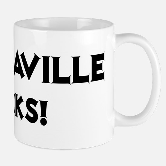 Brazzaville Rocks! Mug