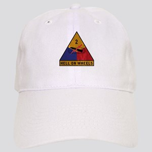 2nd Armored Division Vintage Cap
