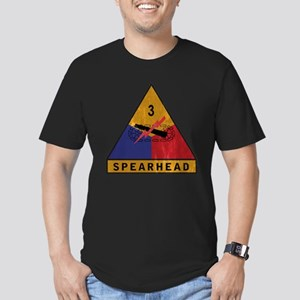 3rd Armored Division Vintage Men's Fitted T-Shirt