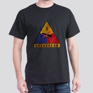 3rd Armored Division Vintage Dark T-Shirt