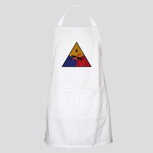 4th Armored Division Vintage Apron