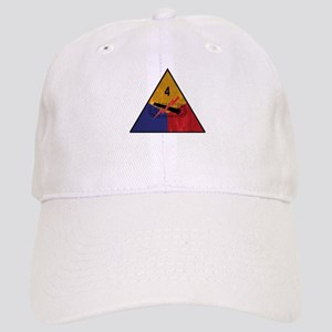 4th Armored Division Vintage Cap