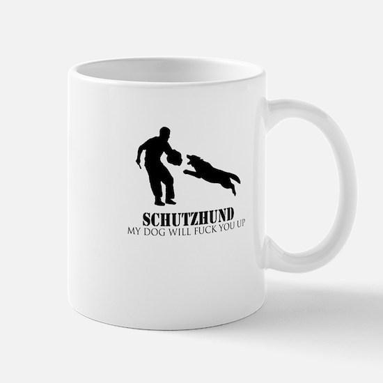 schutzzz2 Mugs