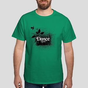 Dance Organic by DanceShirts.com Dark T-Shirt