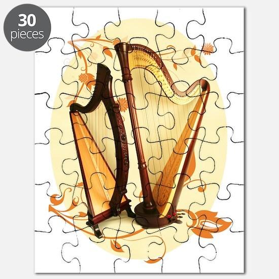 Harp Love Puzzle