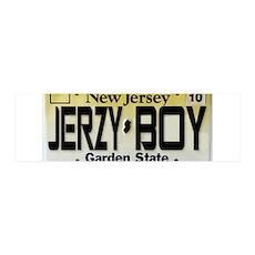 Jersey Boy 42x14 Wall Peel