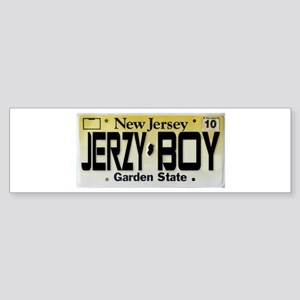 Jersey Boy Sticker (Bumper)
