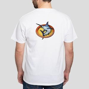 Wireman Brand Hmts Logo Wear, White T-Shirt