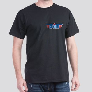 Co Pilot Wings Dark T-Shirt
