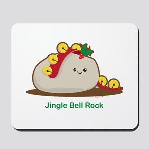 Jingle Bell Rock Mousepad