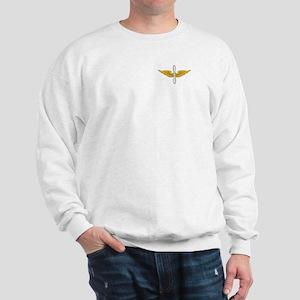 Aviation Branch Insignia Sweatshirt