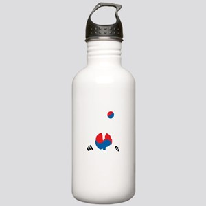 South Korea Soccer Stainless Water Bottle 1.0L