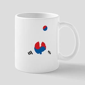 South Korea Soccer Mug