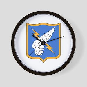 25th Aviation Regiment -DUI - Wall Clock