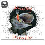 Musky hunter,3 Puzzle