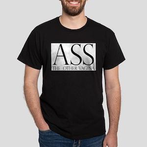 Ass.... (large) Dark T-Shirt