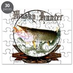 Musky Hunter,2 Puzzle