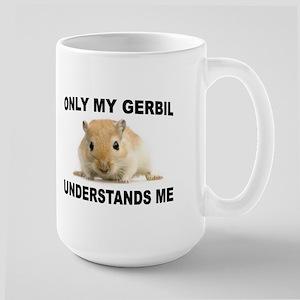 MY FRIEND Large Mug