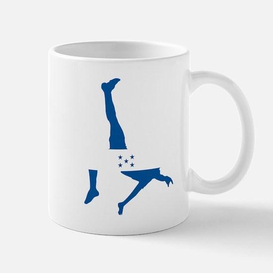 Honduras Soccer Mug