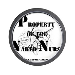 Property of (2) Wall Clock