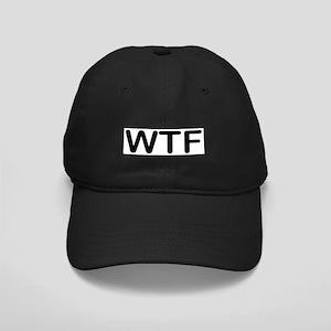 WTF Black Cap