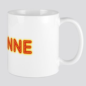 Jeanne in Movie Lights Mug