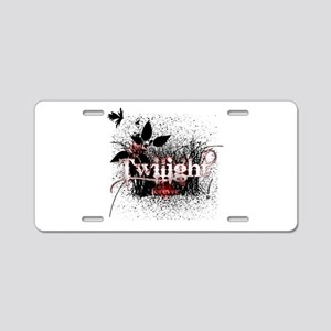 Twilight Forever by Twidaddy Aluminum License Plat