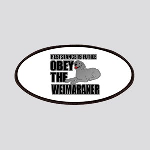 Weimaraner Patches