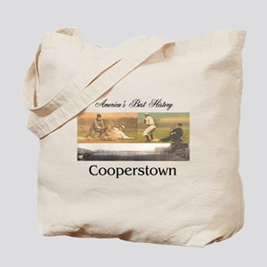 Cooperstown Americasbesthistory.com Tote Bag